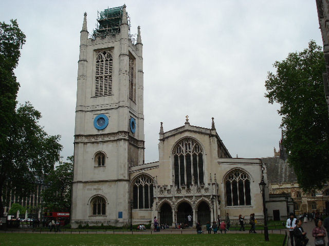 photo of St. Margaret's Church
