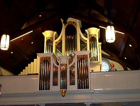 St. John's Episcopal Church Pipe Organ