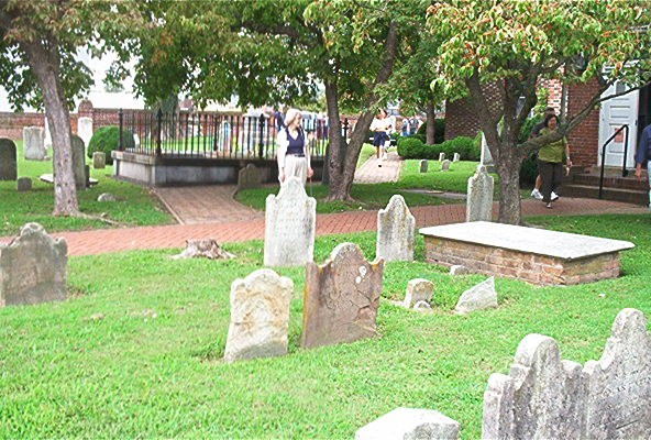 St. John's Episcopal Church Cemetery