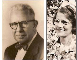 Frederick Augustus Chandler, Jr., and Mary Loretta Grien Chandler