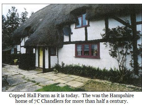 Copped Hall Farm, Winsor, Eling Parish,Hampshire, England