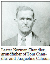 photo of Leser Norman Chandler