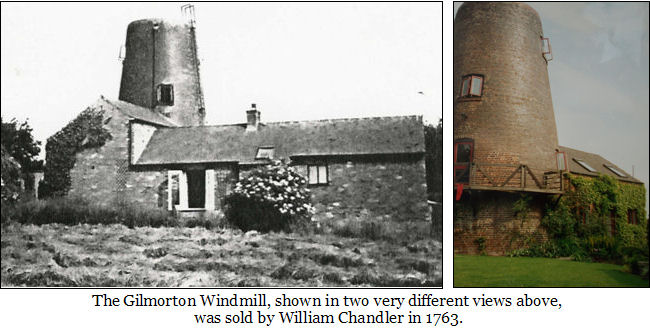 photos of Gilmorton Windmill