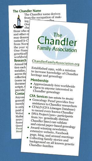 CFA brochure image