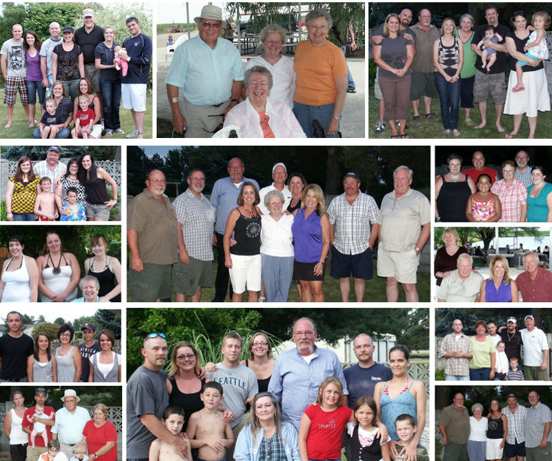 Chandler Family Association - Chandler Gatherings