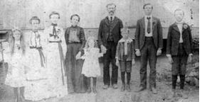 John William Chandler Family