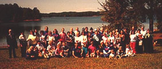 1991 meeting photo