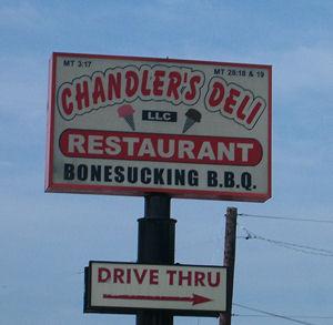 Chandler's Deli